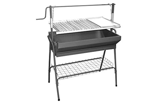 COFAN Gomera – Barbecue, 82 x 5.5 x 23.5 cm, Multicolore