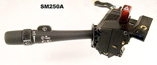 Shee-Mar SM250A Turn Signal Wiper/Washer Dimmer Multifunction Switch W/O cruise control