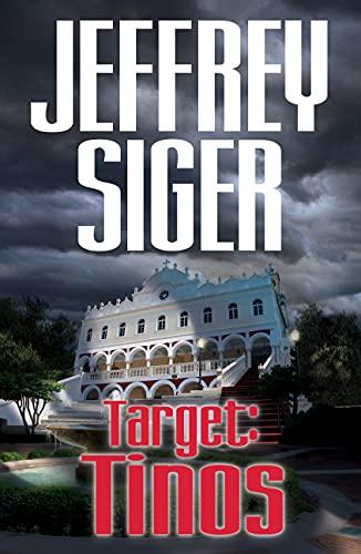 Image of Target: Tinos (Chief Inspector Andreas Kaldis Series, 4)