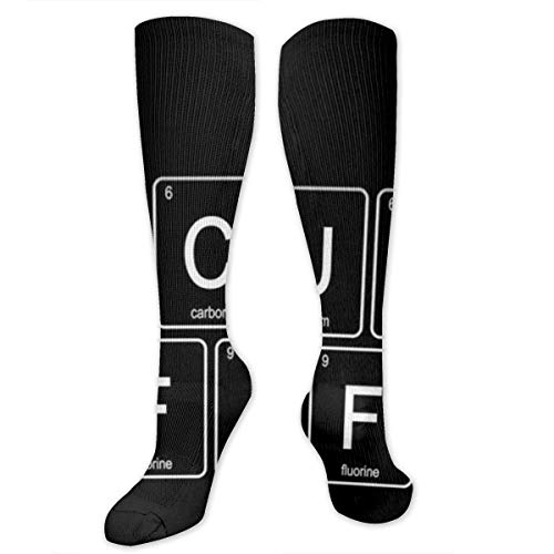 Chunwei FICK AUS Socken Lässig Bequeme weiche Strümpfe, 50cm