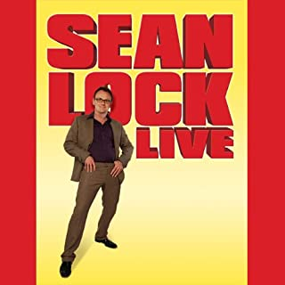 Sean Lock Live cover art