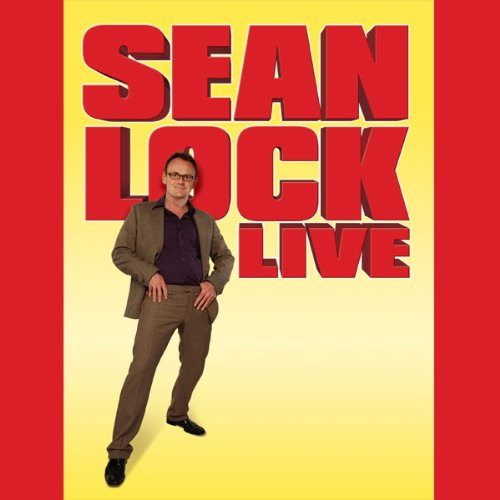 Sean Lock Live audiobook cover art