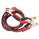Yemiany Pinzas Arranque Coche, Cable Arranque bateria Pinzas bateria Coche, Anticongelante y Anti-agrietamiento, Adecuado para una Variedad de vehículos. 1 Pieza (Cobre)