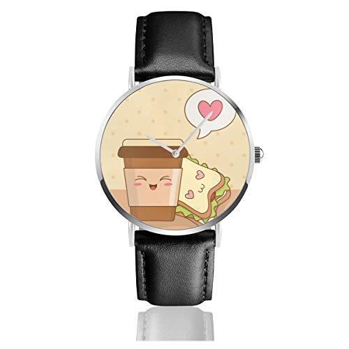 Reloj de Pulsera para Hombre y Mujer, con diseño de...
