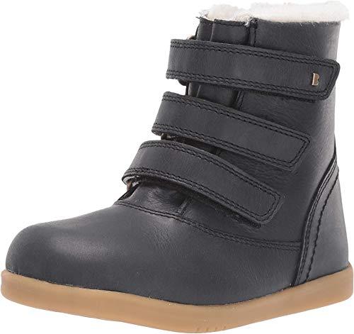 Bobux Aspen, Desert Boots Mixte Enfant, Noir (Black Ash Black Ash), 27 EU