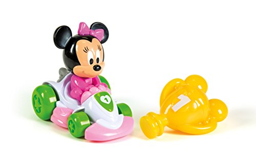 Clementoni - Coche teledirigido de Baby Minnie (17124.8)