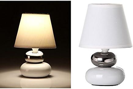Amazon.es: lamparas de mesa de noche - Cerámica ...