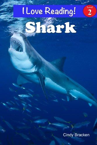 Shark (Shark books for kids - Easy Reader)