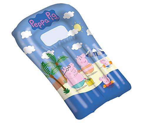 Lively Moments Luftmatratze / Surfrider / Kinderluftmatratze von Peppa Pig / Familie Wutz ca. 67 x 43 cm