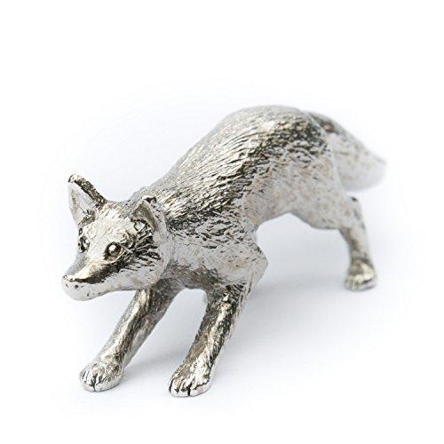 Volpe Made in UK, Collezione Statuetta Artistici Stile animale