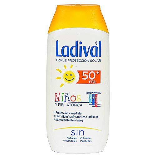 LADIVAL Körper Sonnencreme, 150 g
