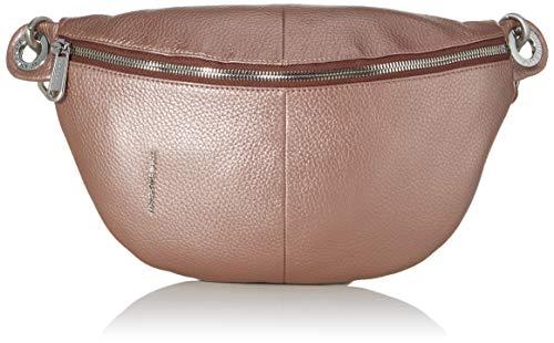 Mandarina Duck Mellow Lux Bum Bag, Borsa a tracolla Donna, rosa, 30x16x10 cm (W x H x L)