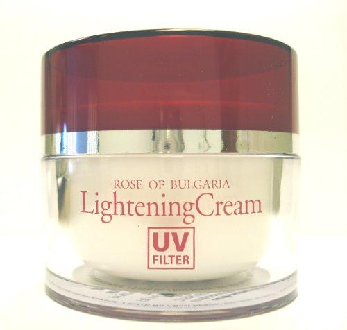 Crème anti pigmentation à base de rose - Whitening cream ROSE