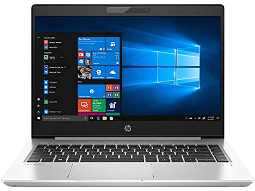 HP High Performance 440 G6 Probook 14' HD Business Laptop, Intel 8th Gen i5-8265u, 512GB SSD, 8GB RAM, 802.11ac Wireless LAN, USB C, HDMI, Bluetooth, Ethernet, Only 3.6 lbs, Windows 10 Pro