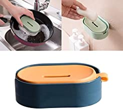 HAIMEI Home & Garden Multifunctional Household Kitchen Cleaning Pot Brush Cleaning Brush Tile Brush(White) Kitchen Accesso...