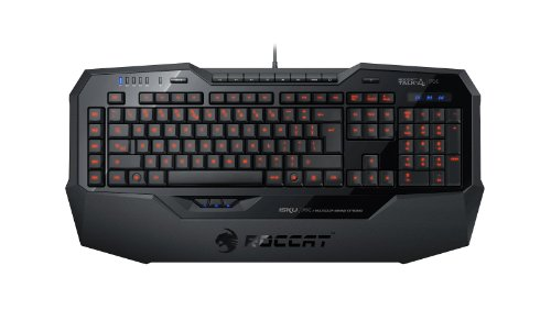 Roccat ROC-12-901 USB Gaming-Keyboard, Schwarz