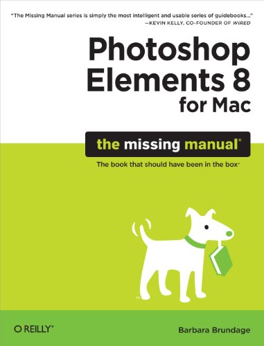 Photoshop Elements 8 for Mac: The Missing Manual (English Edition)