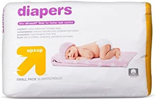 Up & Up Diapers (Newborn (36 Count))