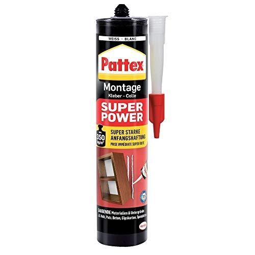 Pattex Montage Super Power 370 G