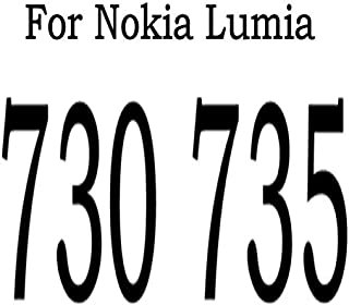 حقائب الهاتف - حقيبة واقية للشاشة من الزجاج المقسى لهاتف Lumia 435 520 530 532 535 540 550 620 630 640 650 950 XL 730 830 ...