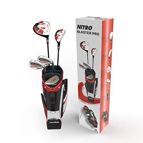 Nitro Blaster Pro Golf Set Junior