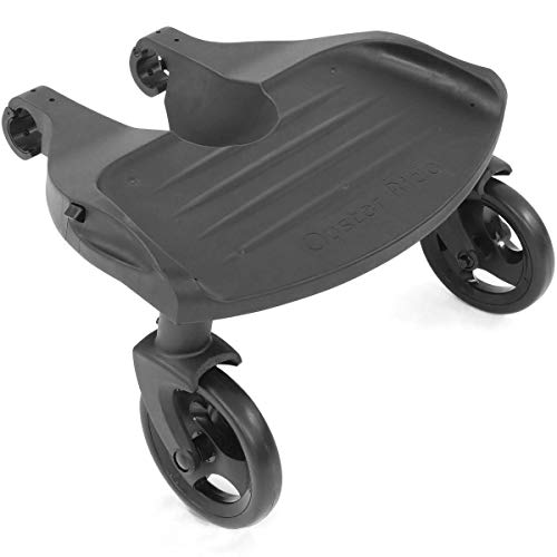Babystyle Oyster 3 Ride on Board in Black