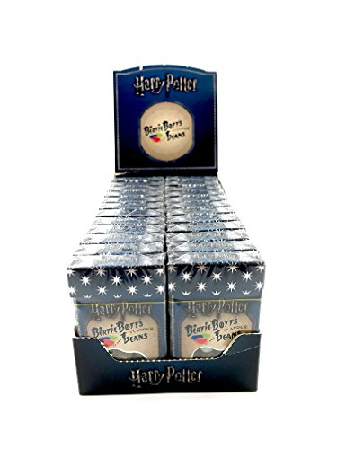 Harry Potter Bertie Botts Every Flavour Beans Süßigkeiten Risiken Jelly Belly Geschmack Jelly Beans sweets 24 x 34g