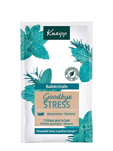 Kneipp Goodbye Stress Wasserminze & Rosmarin Badekristalle, 60g