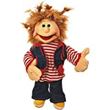 Living Puppets W277 Ronja Handpuppe, Mehrfarbig -