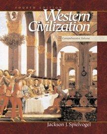 Western Civilization: Comprehensive Volume