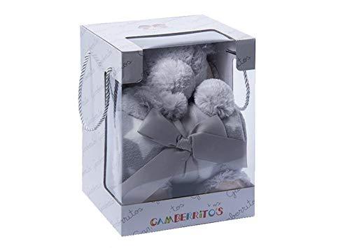Gamberritos Set Peluche y Manta en caja
