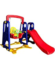Outdoor play - Swing & Slide