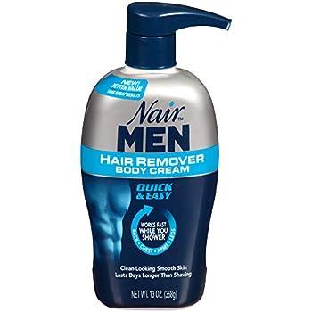 Nair Hair Remover for Men Hair Remover Body Cream 13 oz.
