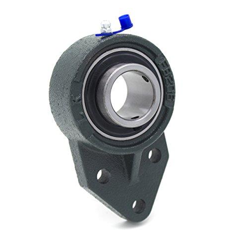 Flanschlager UCFB208, Ø 40 mm - Hauptabmessungen nach internationaler Norm