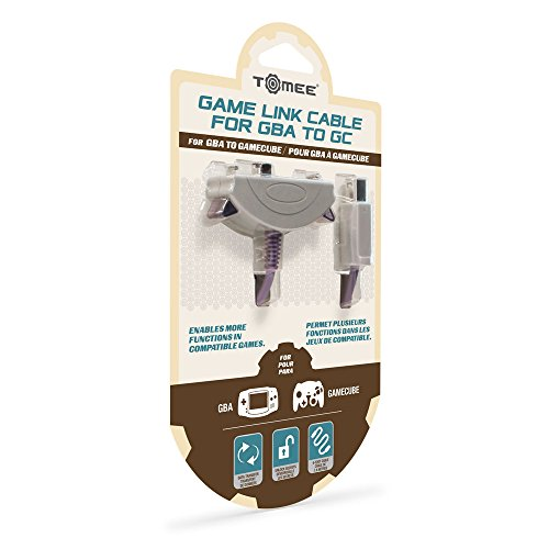 Tomee Cable for Game Boy Advance Compatible with GameCube