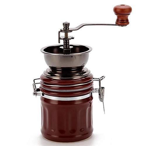 Artensky Kaffeemühlen Manuelle Keramikmühle Bohnenkaffeemaschine Grinder Retro Küche Kochen
