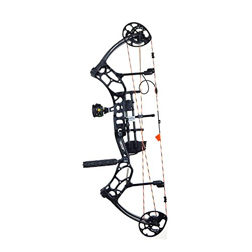 Bear Archery Wild RTH Compound Bow Package 70lb Right Hand Shadow #23190