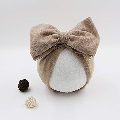 Sombrero de bebé Turbante de bebé 6m-18m Turbante de bebé Sombrero de niño Gorro de bebé recién NacidoFlor-a34