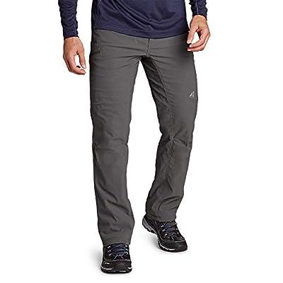 Eddie Bauer Men's Guide Pro Lined Pants, Dk Smoke Regular 32/30