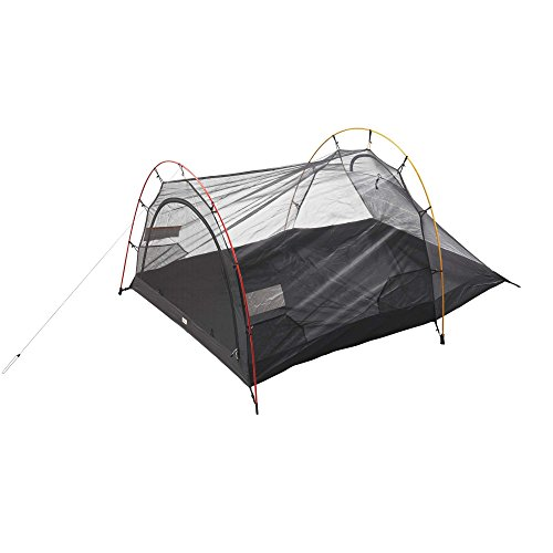 Fjallraven Mesh Inner Tent Endurance 3 Accessoires pour tentes, Unisexe, Adulte, Noir, Taille Unique
