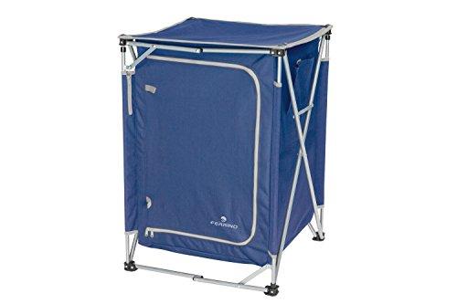 Ferrino Super Quick Mueble Armario Plegable para Camping, Azul