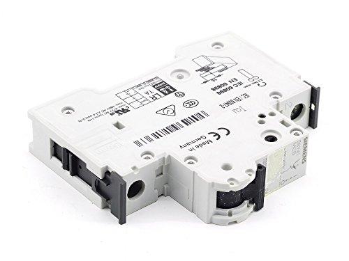 Siemens 10A stroomonderbreker circuit breaker 230/400 volt 5SY41 MCB C10 (gecertificeerd en gereviseerd)