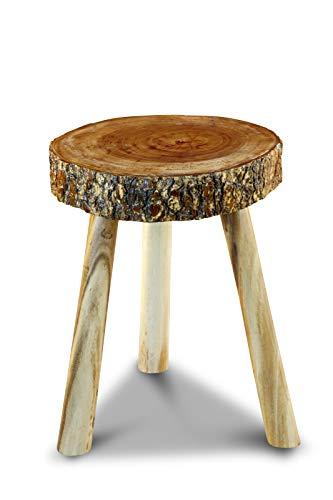 Kinaree Mango houten bijzettafel RANGAT
