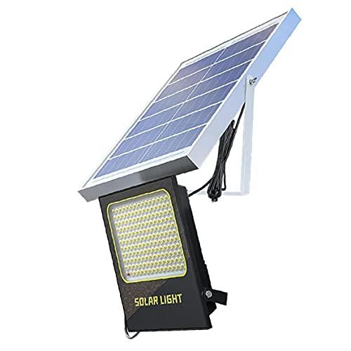 Solar LED de la inundación de la lente Farola Solar carretera lámpara de pared de luz automático del sensor de control a prueba de agua al aire libre de la yarda del jardín del paisaje 20W regalo