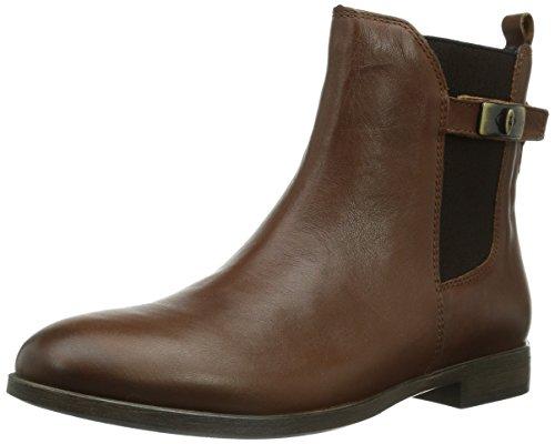 Tommy Hilfiger Damen Billie 10A Chelsea Boots, Braun (Winter Cognac 906), 41 EU