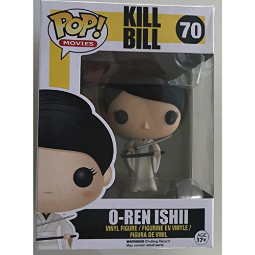 Funko Pop Television : Kill Bill - O-REN Ishii 3.9inch Vinyl Gift for Boys Fantasy Movie Fans SuperCollection