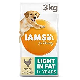 Iams Adult Weight Control Chicken, 3 kg