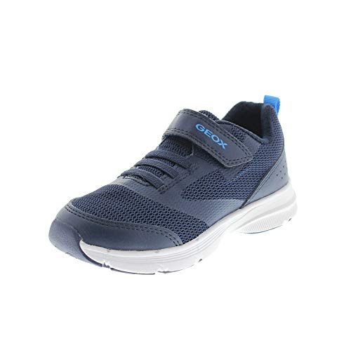 Zapatillas de Deporte para niños GEOX J HOSHIKO en Lona Azul J025GB-00014-C4478