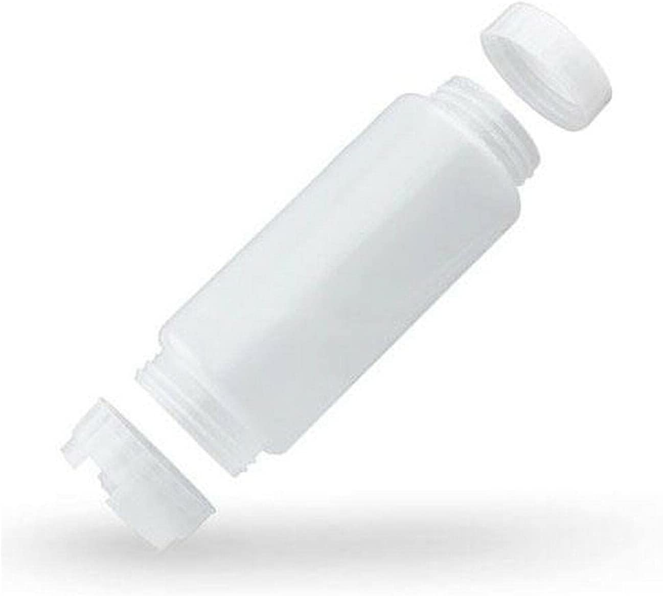 1 Pack San Antonio Mall 16 oz. Squeeze Condiment Don't miss the campaign Dispenser Bottle bottl dispenser