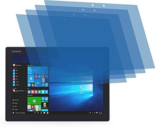 4ProTec I 4X ANTIREFLEX matt Schutzfolie für Lenovo IdeaPad MIIX 720 Premium Bildschirmschutzfolie Displayschutzfolie Schutzhülle Bildschirmschutz Bildschirmfolie Folie